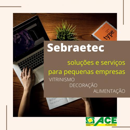 CURSOS DO SEBRAETEC GRATUITOS PARA EMPREENDEDORES