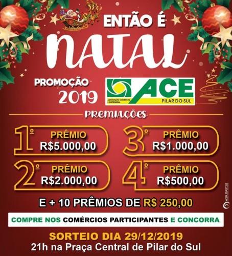 'Então é Natal' distribuirá R$ 11 mil em vales-compra