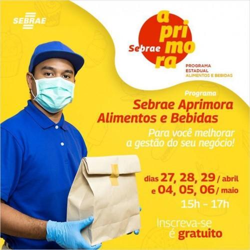PROGRAMA APRIMORA PARA SETOR DE ALIMENTOS & BEBIDAS