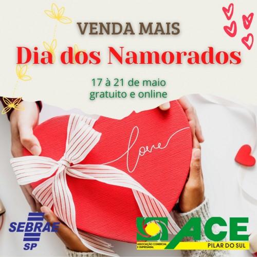 SEBRAE PROMOVE O TREINAMENTO 'VENDA MAIS - DIA DOS NAMORADOS'